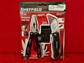 Sheffield 2-piece Multi Tool and Lockback Knife Set